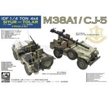 Afv club - M38A1/CJ-5 IDF