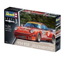 Revell - Porsche 934 RSR Jagermeister