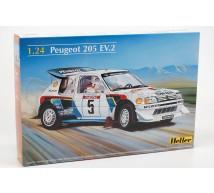 Heller - Peugeot 205 EVO2