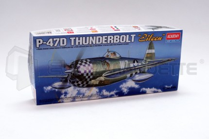 Academy - P-47D bubble Thunderbolt (12474)
