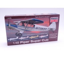 Minicraft - Piper super Cub
