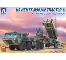 Aoshima - US M938A2 & Patriot PAC-3 LS (UA72080)