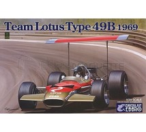 Ebbro - Lotus 49B 1969