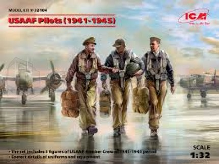 Icm - USAAF pilots