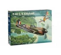 Italeri - P-40E/K