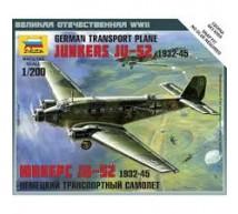 Zvezda - Ju-52 1/200