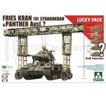 Takom - Fries Kran & Panther 2 in 1