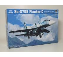 Trumpeter - Su-27 UB