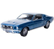 Greenlight - Mustang  Fastback 68