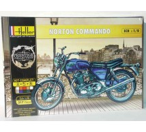 Heller - Norton Commando coffret