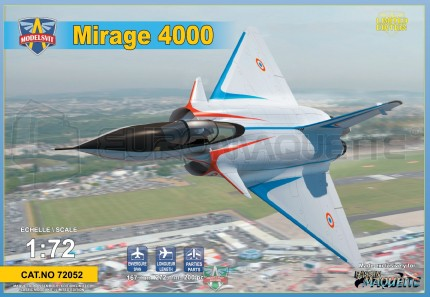 Modelsvit - Mirage 4000 & PD