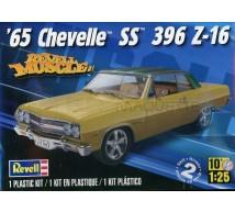 Revell - Chevelle SS 396 Z-16