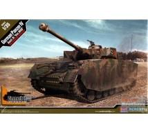 Academy - Pz IV Ausf H mid version & Zimmerit