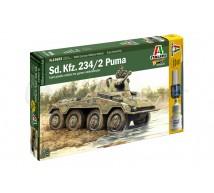 Italeri - SdKfz 234/2