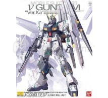 Bandai - MG V Gundam Titanium finish (0186575)