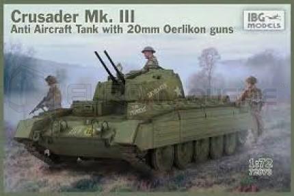 Ibg - Crusader Mk III AA