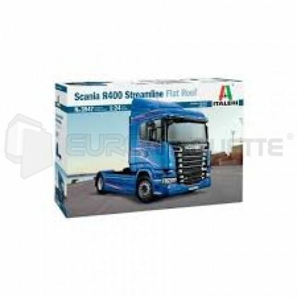 Italeri - Scania R400 Streamline flat roof