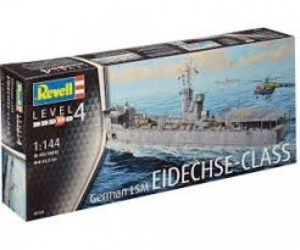 Revell - German LSM Post War
