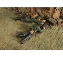 Verlinden - German Mortar team
