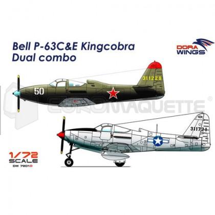 Dora wing - Combo P-63 C/E
