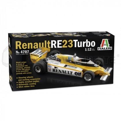 Italeri - Renault RE20 Turbo F1