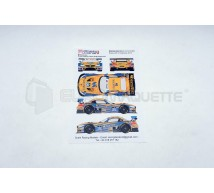 Racing decals 43 - BMW Z4 n°94 Daytona 2014