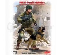 Icm - IDF K9 unit Oketz