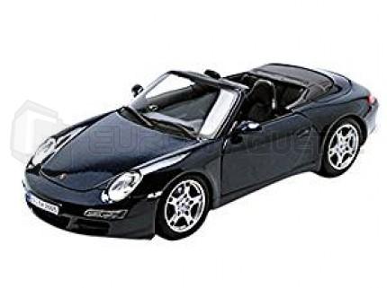 Maisto - Porsche 911 Carrera S Cabiolet Dark blue