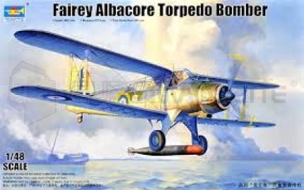 Trumpeter - Fairey Albacore