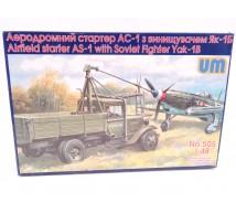 Um - Yak-1 & Starter truck AS-1