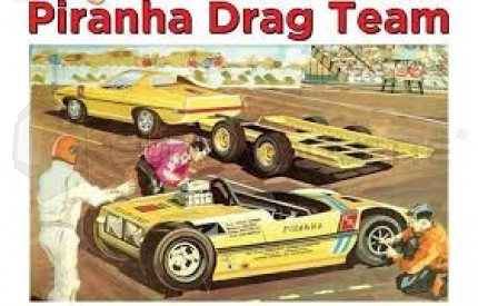 Amt - Piranha drag team