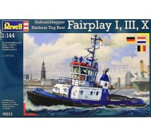 Revell - Tug Boat Fairplay I/III/X
