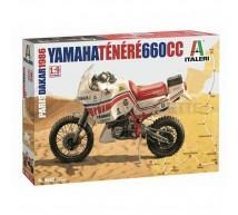 Italeri - Yamaha Ténéré 660cc Dakar 86