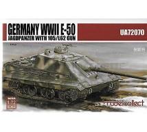 Model collect - E-50 Jagdpanzer 105mm