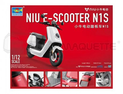 Trumpeter - NIU E-Scooter N1S