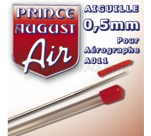 Prince August - Aiguille 0,5 pour Aero A011