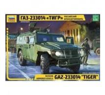 Zvezda - GAZ 233014 Tiger
