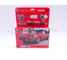 Airfix - Jaguar E Set 1/32