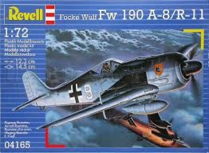 Revell - Fw-190 A8/R11