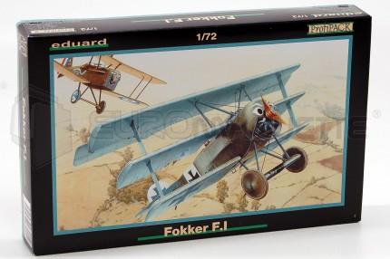 Eduard - Fokker F.I  (profipack)
