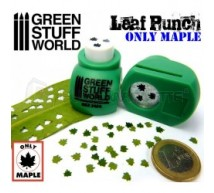 Green stuff world - Punch medium green