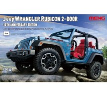 Meng - Jeep Wrangler Rubicon 10th anniv