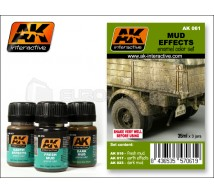 Ak interactive - Mud effect set