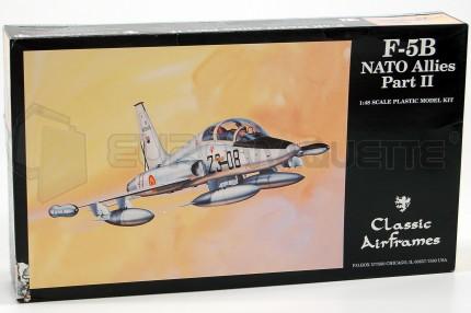 Cl. Airframes - F-5B  OTAN