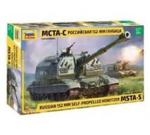 Zvezda - MSTA-S 152mm SPH