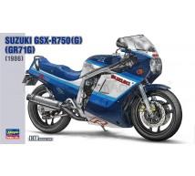 Hasegawa - Suzuki GSX-R750 (G) 1986