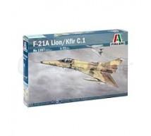 Italeri - F-21A Lion/Kfir C1