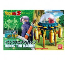 Bandai - DBZ Trunk Time machine