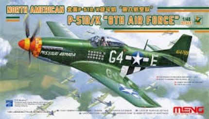 Meng - P-51 D/K