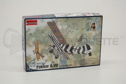 Roden - Fokker D VII